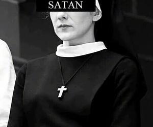 satan, ahs, and american horror story image