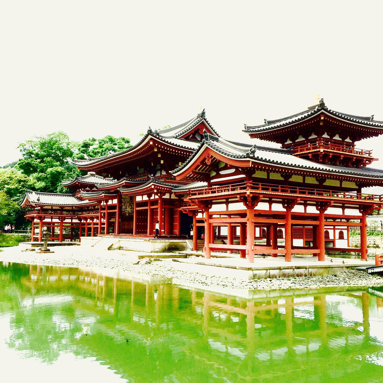 kyoto, 京都, and 平等院 image
