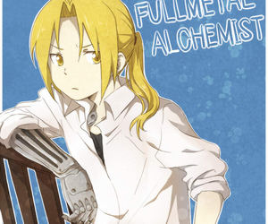 anime, fullmetal alchemist, and anime art image