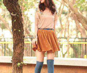 blouse, fashion, and yesstyle image