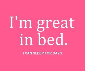 bed, sleep, and funny image