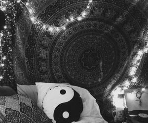 decoration, room decor, and tumblr room image