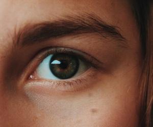 eye, eyebrows, and photography image
