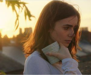 lily collins, love rosie, and icon image