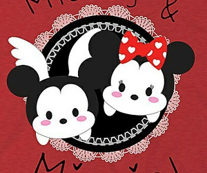 minnie and michey image