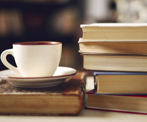 coffee, relax, and book image