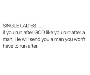 real, true, and single ladies image