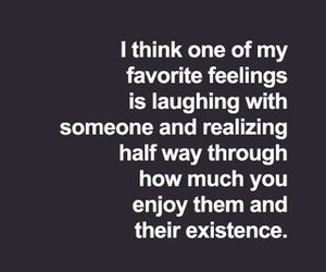 quote, laughing, and friends image