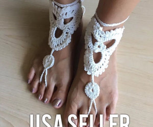 barefoot sandals, etsy, and hawaii wedding image