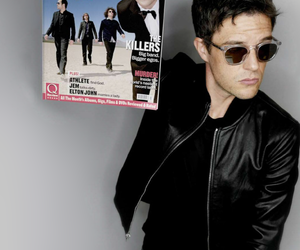 brandon flowers, sexy, and the killers image