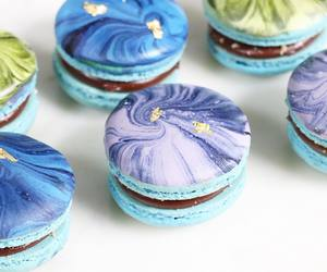 baking, colorful, and dessert image