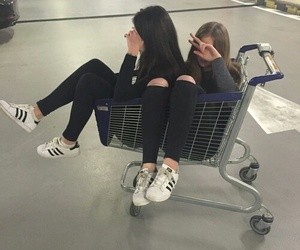 adidas, Best, and girl image