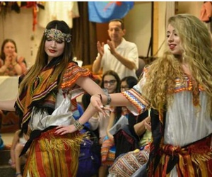 dance, frappe, and amazigh image