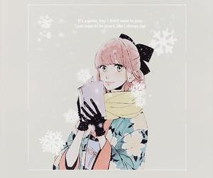 manga and tsubaki chou image