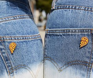 denim, fashion, and patches image