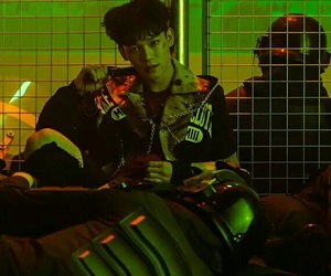exo, Chen, and monster image