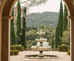 fountain, home, and italy image