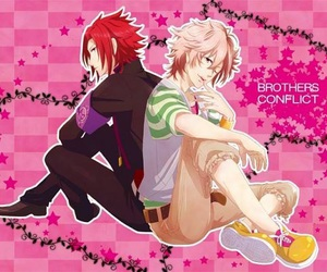 anime, manga, and brothers conflict image