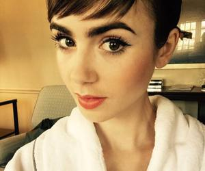 angel, boy, and lily collins image