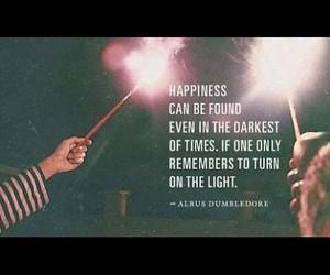 albus dumbledore, light, and Darkness image
