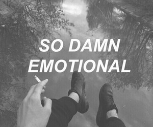 emotional, grunge, and quotes image