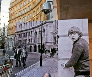 harry potter, london, and ron image