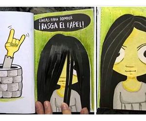cool, green, and libro image