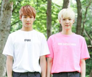 bts, suga, and jungkook image