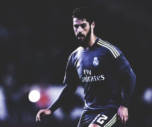 background, football, and real madrid image