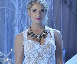 ashley benson, pretty little liars, and hanna marin image