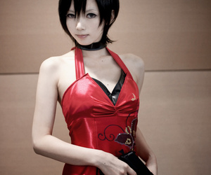 cosplay, Hot, and evil image