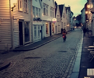 bergen, city, and norway image