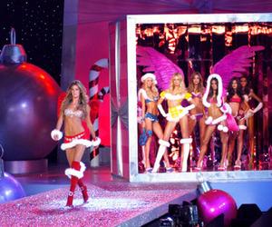 Victoria's Secret, alessandra ambrosio, and angel image