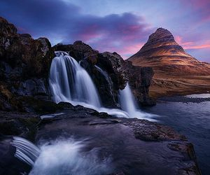 art, iceland, and photography image