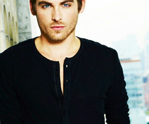 Kevin Zegers, blue eyes, and Hot image