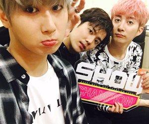 kyujong, youngsaeng, and hyungjun image