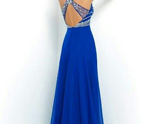 prom dress and prom gown image
