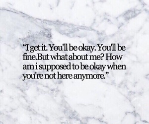 okay, quote, and break up image