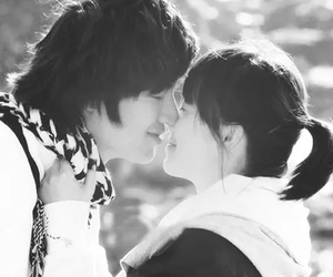Boys Over Flowers, korean, and couple image