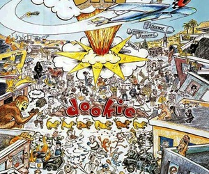 green day and dookie image