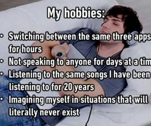 funny, hobby, and lol image