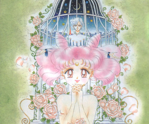 helios, sailor moon, and rose image