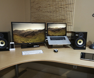 audio, music, and office image