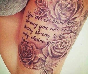 71 Images About Tattoos On We Heart It See More About Tattoo Rose