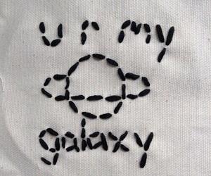 galaxy, grunge, and tumblr image