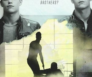 teen wolf, twins, and aiden image