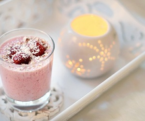 candle, food, and breakfast image