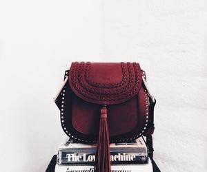 fashion, bag, and red image