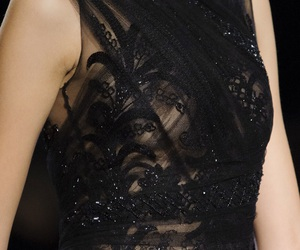 fashion, runway, and reem acra image