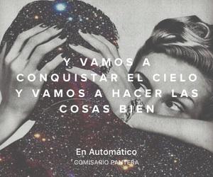amor, letras, and Él image